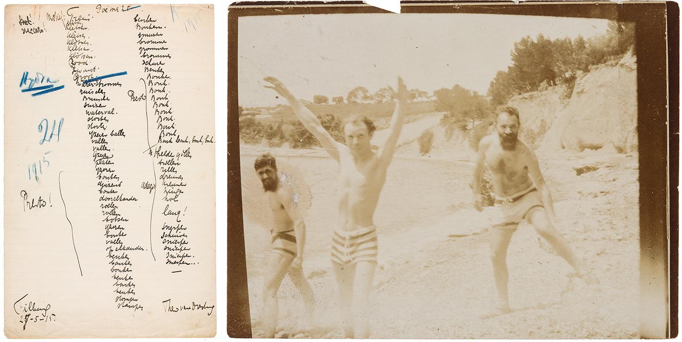 Kunstenaars op reis 1900-2000. Een tocht door de RKD-collectie