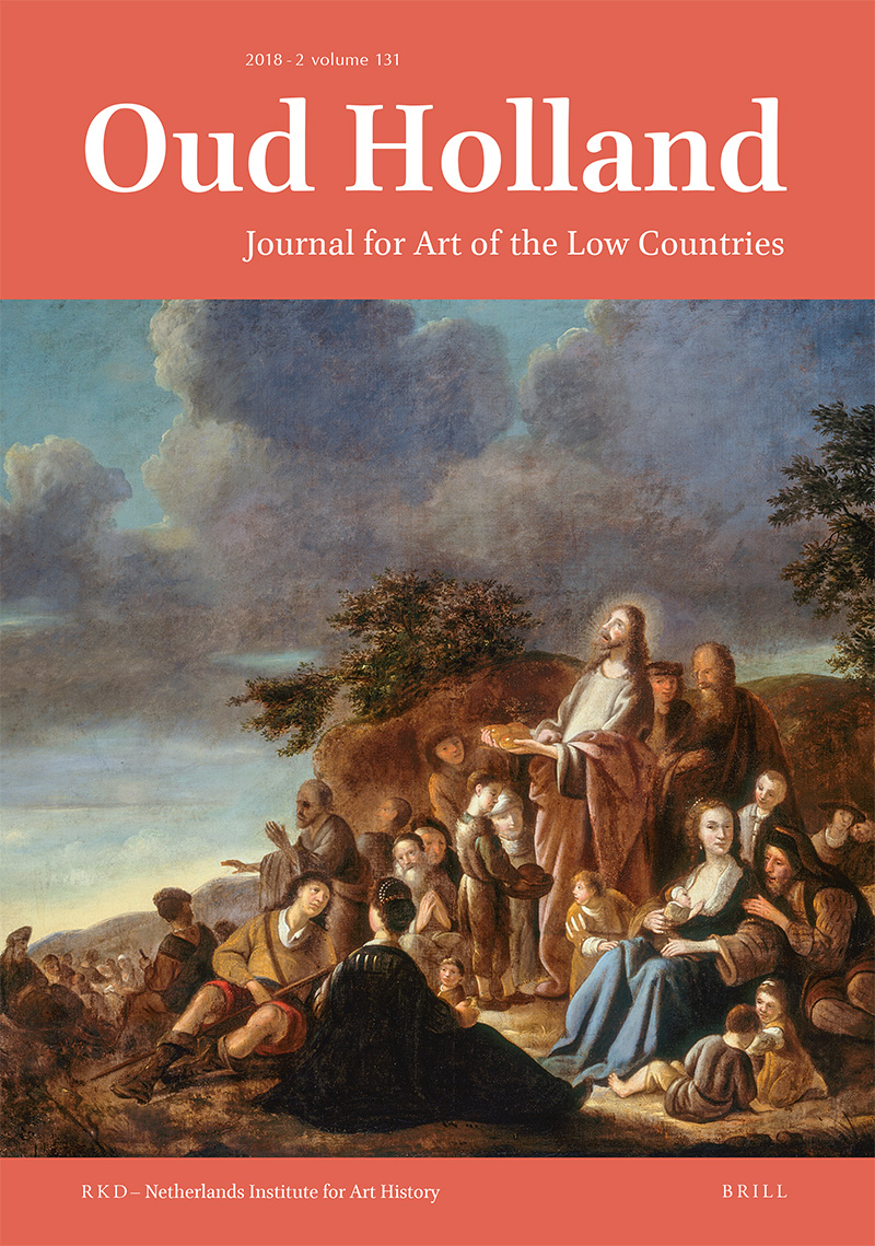 Oud Holland - Journal for Art of the Low Countries, 2018-2, volume 131